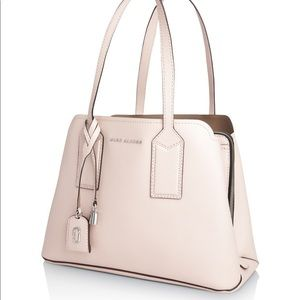 NWT Marc Jacobs The Editor Leather Tote Bag Blush